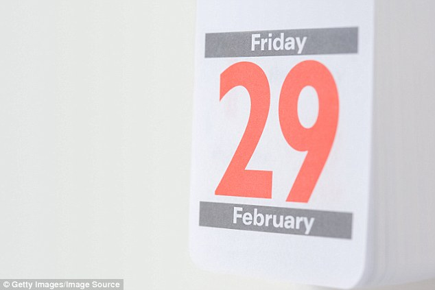 Rare: The odds of being a Leapling — someone born on February 29 — are 1 in 1,461