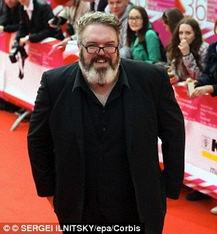 The new series of Game of Thrones, featuring Hodor, played by Kristian Nairns, aired yesterday