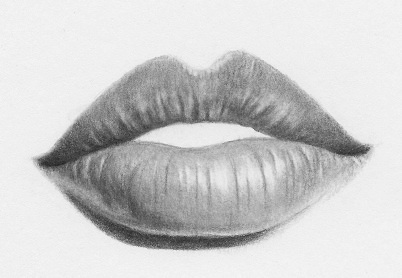 how to draw lips 14