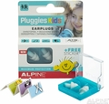 Alpine Pluggies Premium Small Sized Ear Plugs