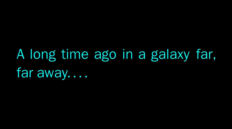 Всю вселенную звездных войн можно
